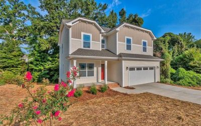 Custom Contemporary Home Design in Lake Wylie, SC